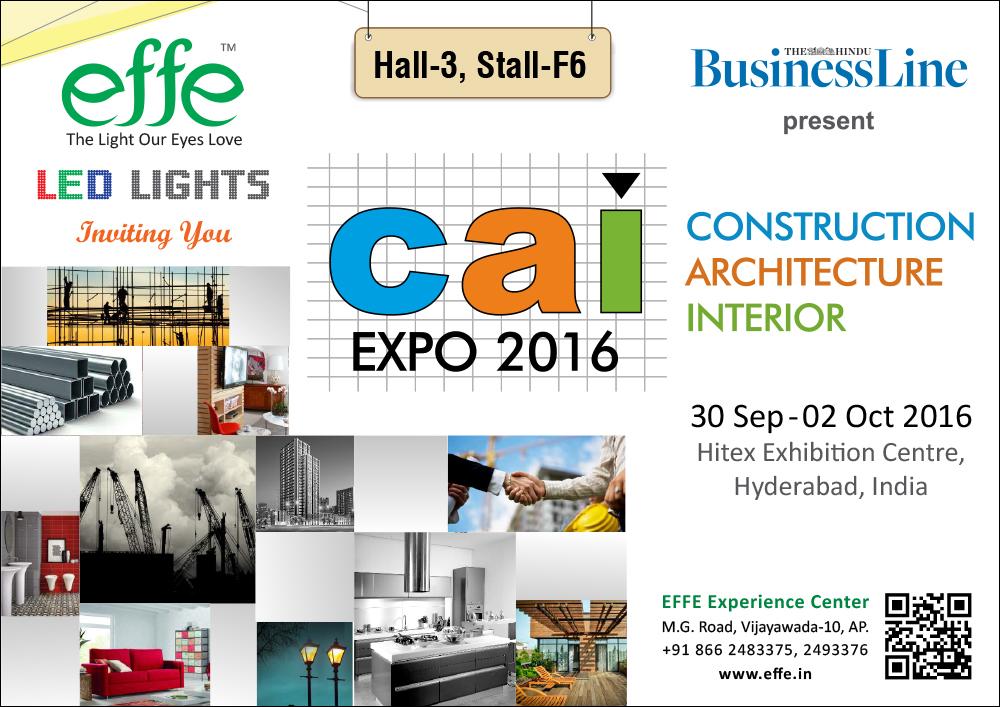 CAI Expo-2016_Invitation_efftronics