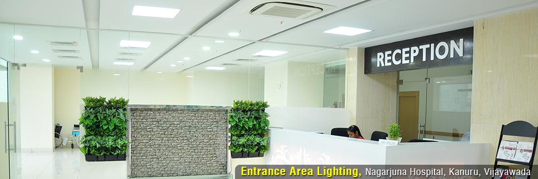 Effe Lights at Nagarjuna Hospital