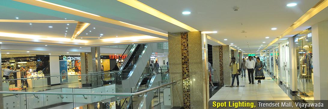 Effe Lights at Spot-Lighting-Trendset-mall-vijayawada