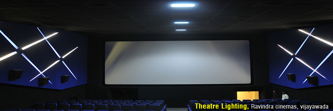 Effe Lights at Ravindra Cinemas