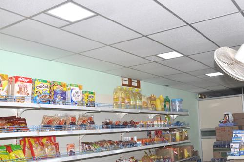 Effe Ledlights Installation at GR Super Market