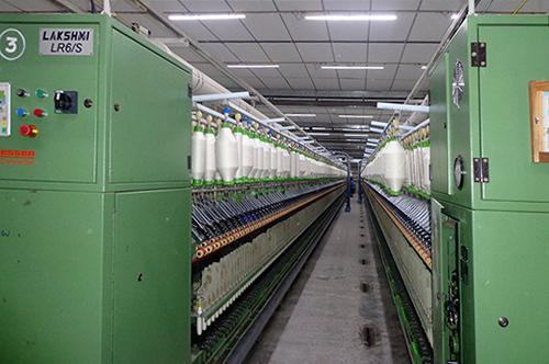 Effe Ledlights Installation at Tirumala Spinning Mill