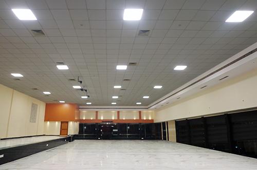 Effe Ledlights Installation at Amma Kalyana Manadapam