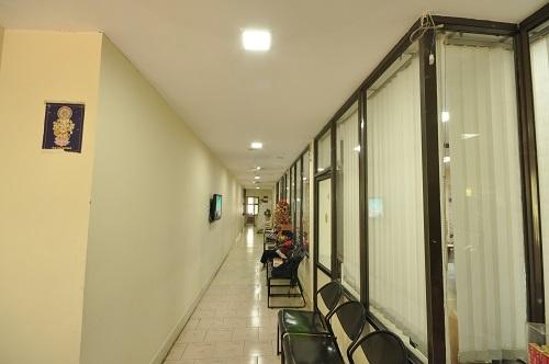 Effe LED lights Installation in Sibar Dental Care
