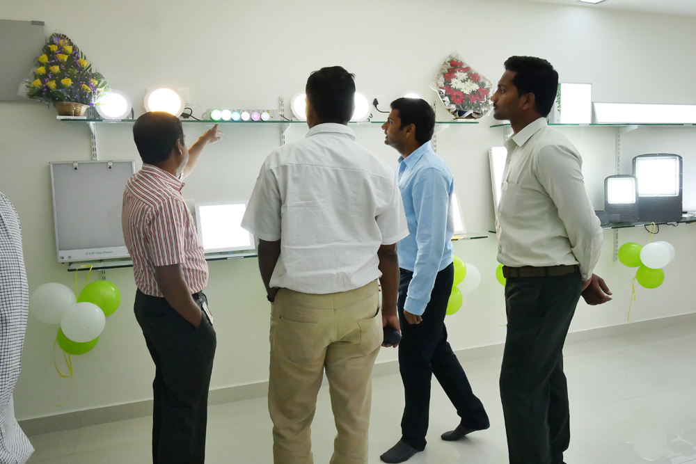 Effe Experience center-Hyderabad